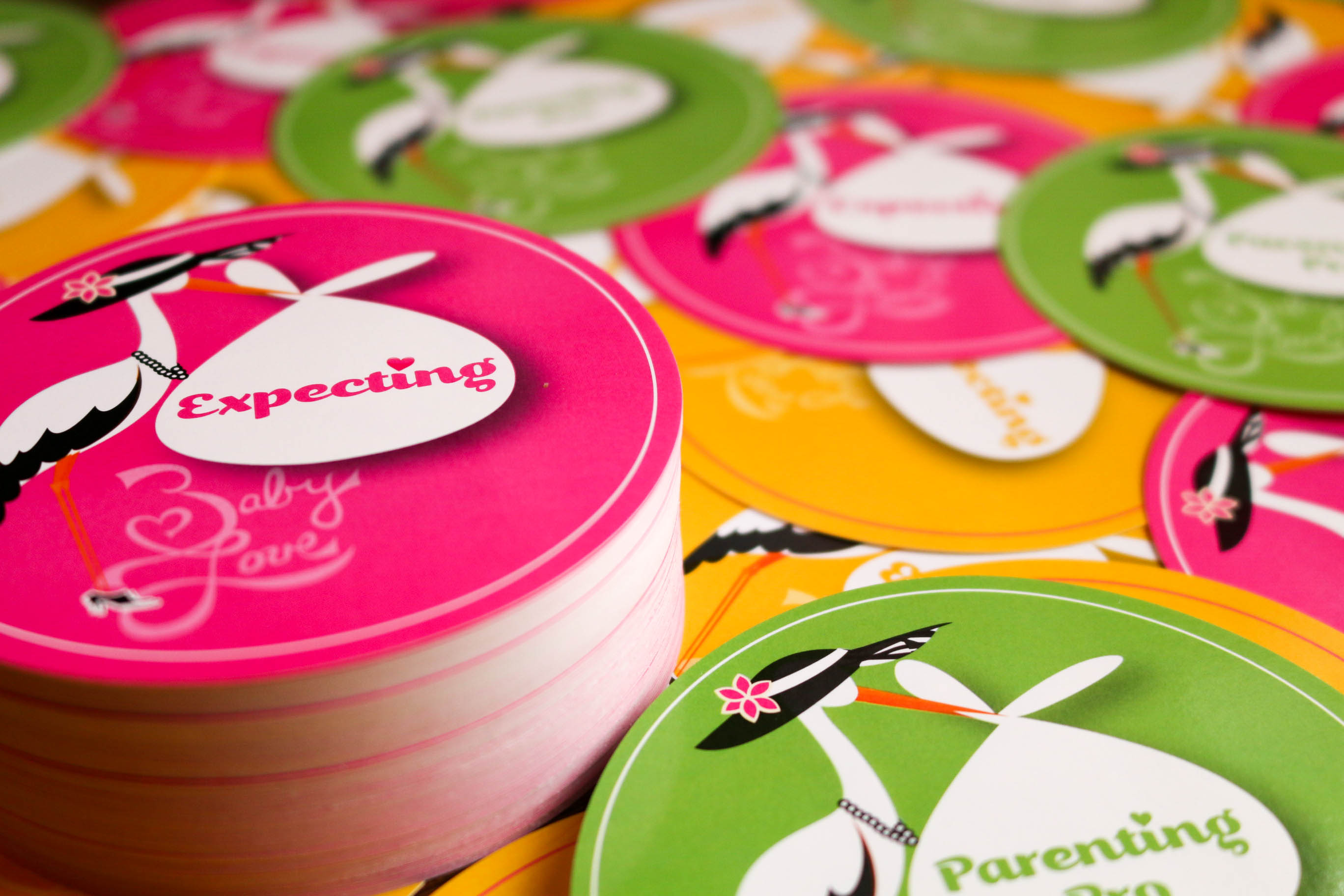 Mercantile Ink print services promotional stickers