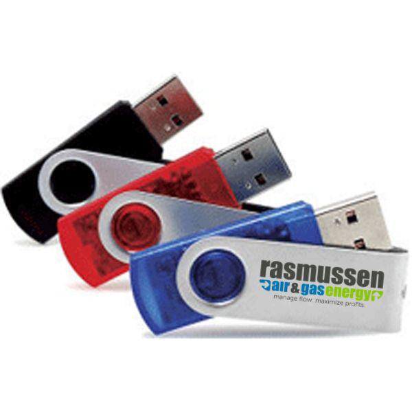 Mercantile Ink promotional item flash drive