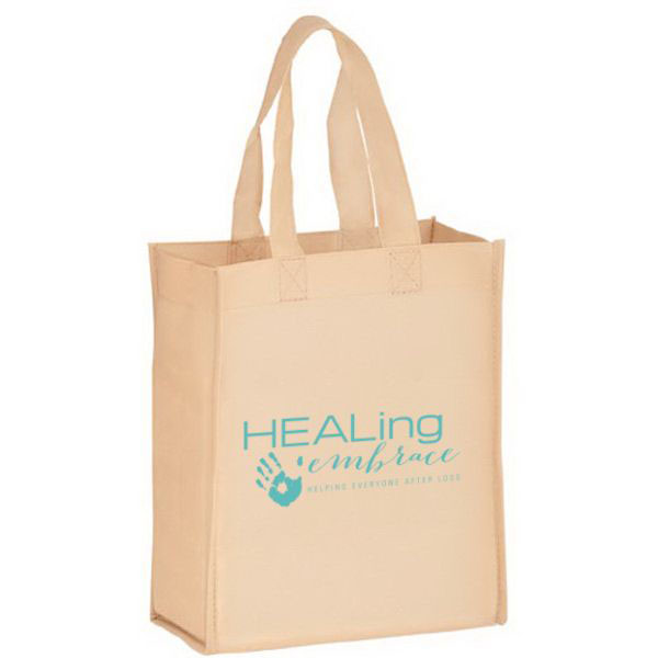 Mercantile Ink promotional tote bag