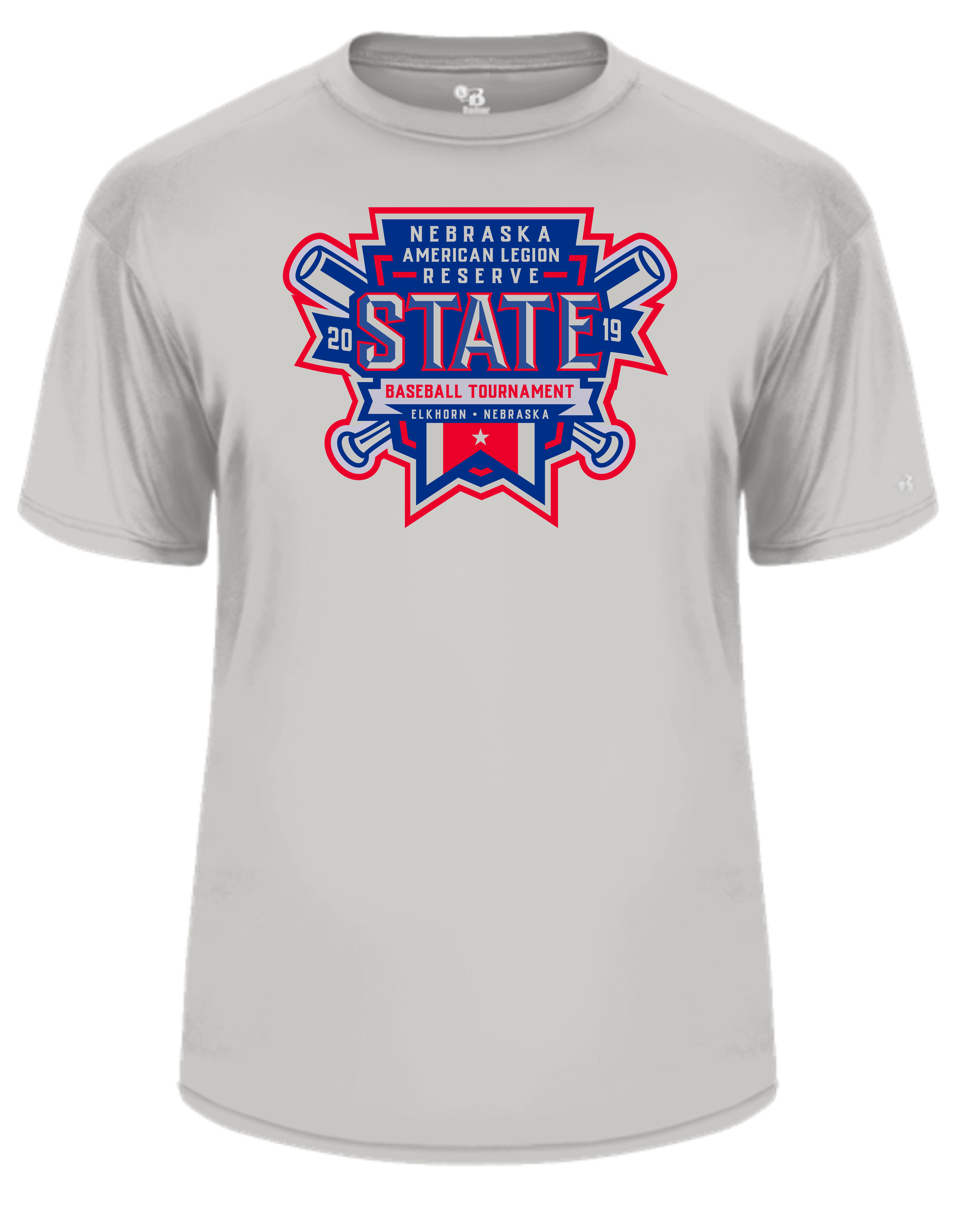 Badger 2019 Tournament T-Shirt